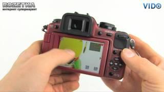 Зеркальный фотоаппарат Panasonic Lumix DMC G2(Видеообзор зеркального фотоаппарата Panasonic Lumix DMC G2 с объективом 14-42 мм: ..., 2011-06-12T22:31:56.000Z)