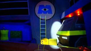 Disney's Monsters Inc, California Adventure - Full Ride in HD
