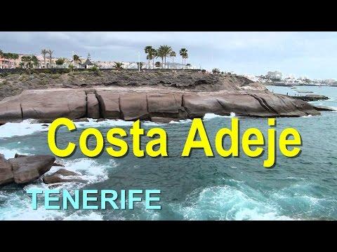 Costa Adeje (Playa de Fanabe, Playa del Duque) - Tenerife