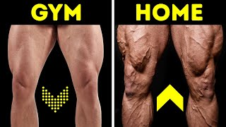 9-Minute Home Workout for Strong Legs Without Weights screenshot 3