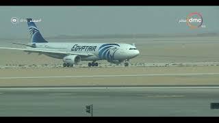 مساء dmc - | مطار القاهرة .. 56 عام على إنشاء بوابة مصر المشرفة |