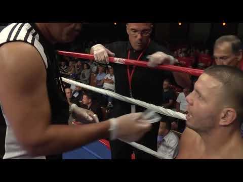 CES Boxing Classics Episode #2:  Rich Gingras vs  Vladine Biosse