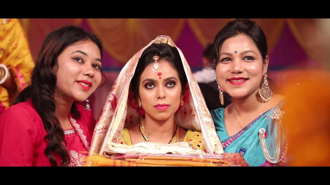 Pari Weds Dhruba 🎊💍  || New Assamese cinematic wedding 2020 ||