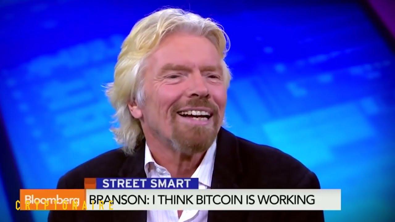 richard branson investe a bitcoin bitcoin market cap più alto