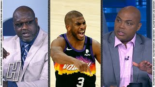 Charles Barkley: Chris Paul Should be Considered For MVP - Inside the NBA | April 8, 2021
