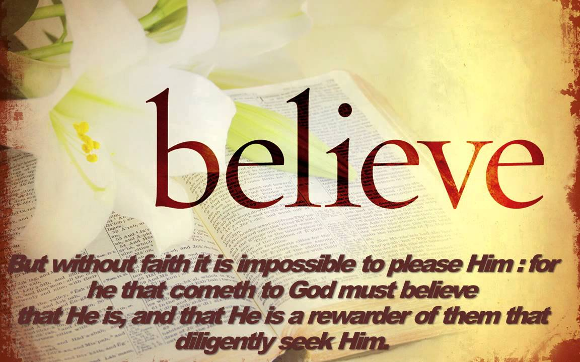 Hebrews 11 1 and 6.mp4 - YouTube