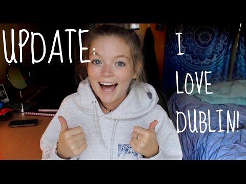 Update! I Love Ireland!    University College Dublin