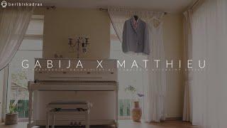 Gabija x Matthieu | wedding highlights
