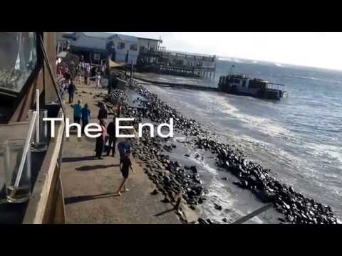 May 29th 2014 - Mini Tsunami Mayhem at Walvis Bay Waterfront