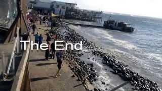 May 29th 2014 - Mini Tsunami Mayhem at Walvis Bay Waterfront