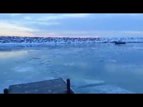 A1 Big Fish Charters Breaking Ice