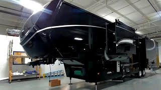 THE BEST? Crazy Nice LUXE Elite Fifth Wheel RV!