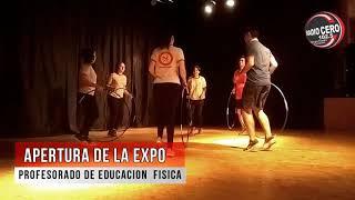 APERTURA DE LA EXPO CARRERAS EN DEÁN FUNES