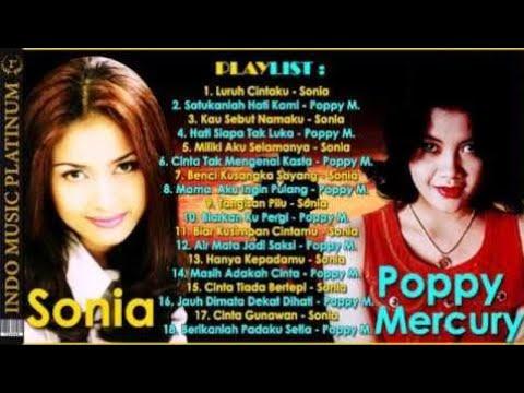 Sonia & Poppy Mercury - Penyanyi Wanita Indonesia Yang Pernah Menguasai Musik Malaysia 720p HD