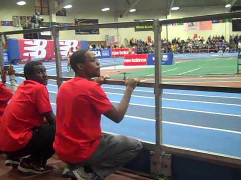Meseret Defar Boston Indoor Games 2012 3000m