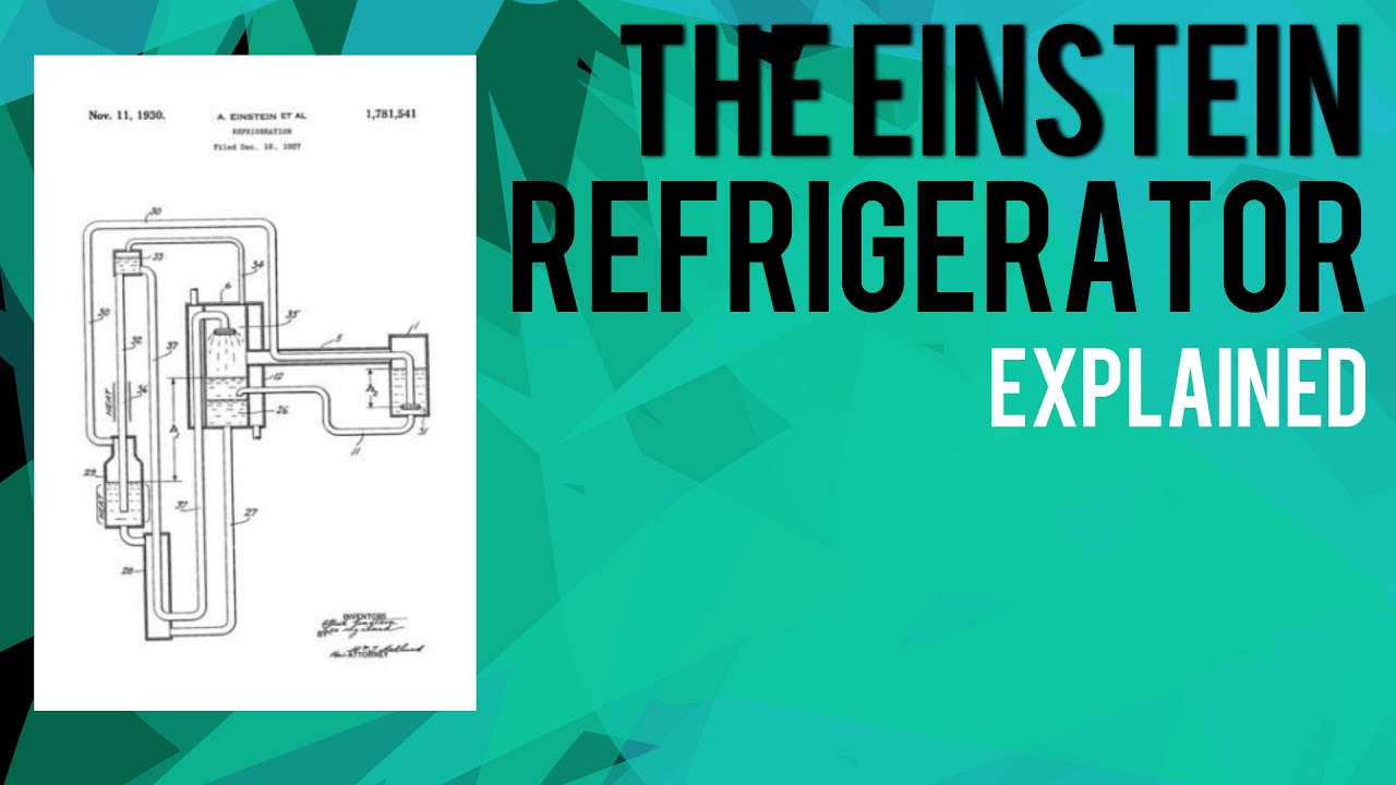 The Einstein Refrigerator Explained - YouTube