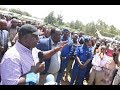 CS Matiang'i reassures Matungu residents of ample security after major arrests of the deadly gang