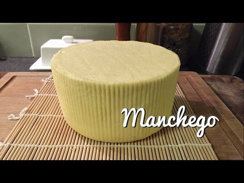 Queso tipo Manchego