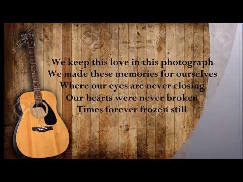 Lirik Lagu Photograph   Ed Sheeran PlanetLagu com