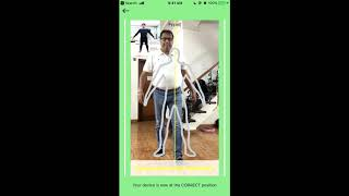 Instant Body Measurements on Mobile screenshot 4