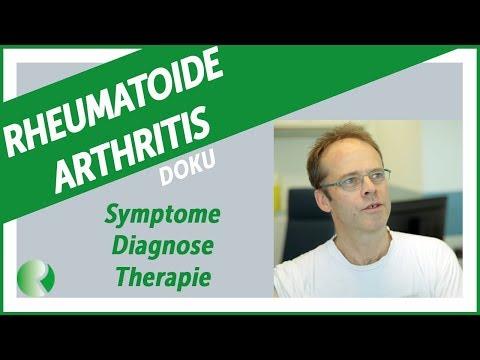 Rheumatoide Arthritis Doku / Symptome - Diagnose - Therapie / Rheuma-Liga