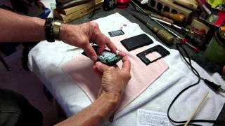Repairing the on-off power switch on my Nokia Lumia 520