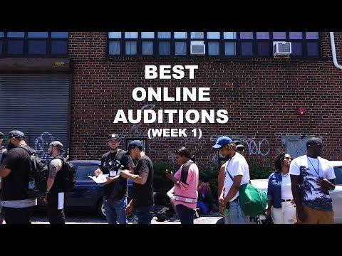 BEST ONLINE AUDITIONS 2018 (WEEK 1) 🌏
