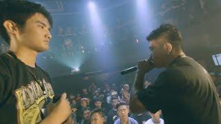 Bahay Katay - Romano Vs Hazky - Rap Battle @ Marsokerista