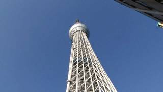 Tokyo Skytree 634 meter high     Tallest Tower in the World