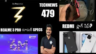 Technews 479 Realme 3 Pro Specs,Redmi Pro 2,Pixel 3a,Iphone 2019,Netflix Week Plans etc