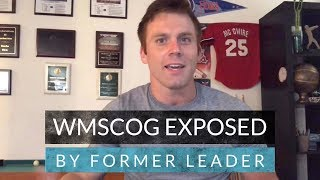 World Mission Society Church Of God Exposed By Former Leader