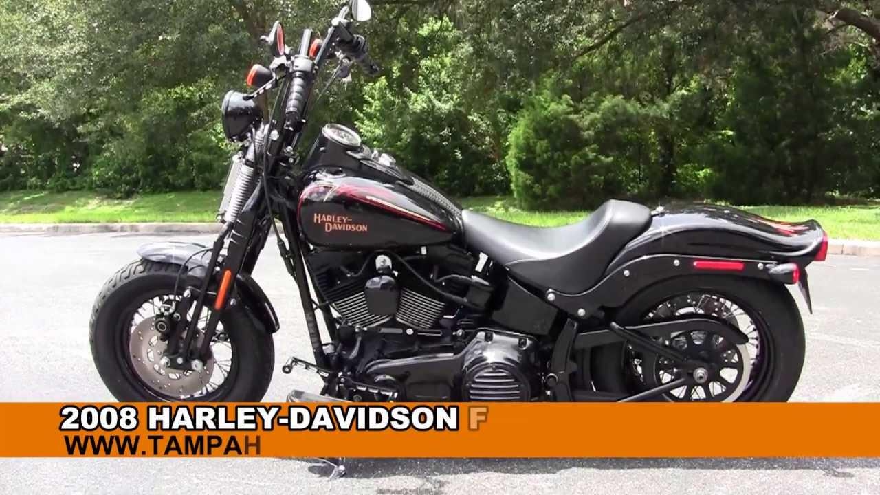 Harley Davidson Flstsb Softail Cross Bones For Sale