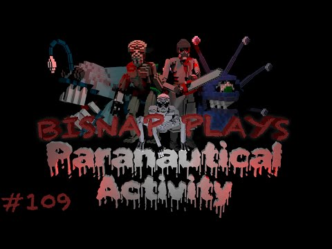 Let's Play Paranautical Activity Episode 109 - Objective