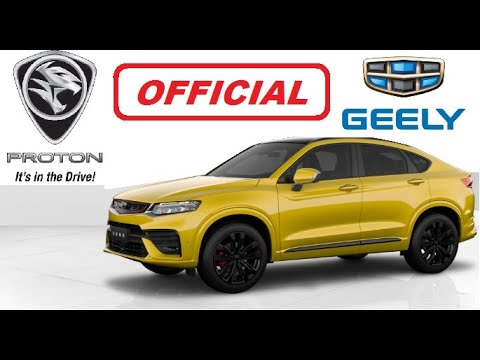 [EXCLUSIVE] PROTON X80 | Geely Xinyue | Greater than Proton X50 X70 | 吉利星越 #ProtonX80