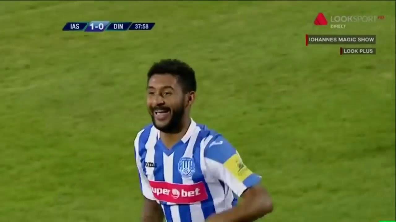 Telekom Sport - Rezumat Poli Iasi - Dinamo 0-1 - YouTube |Dinamo- Poli Iasi