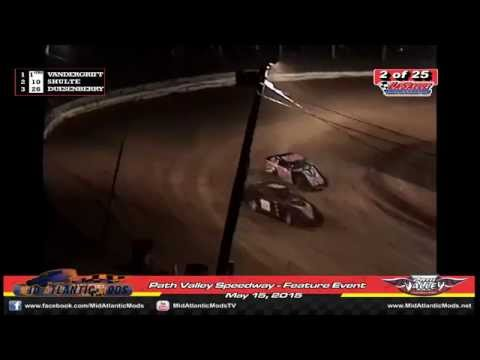 MidAtlantic Modifieds - Path Valley Speedway Feature - May 15, 2015