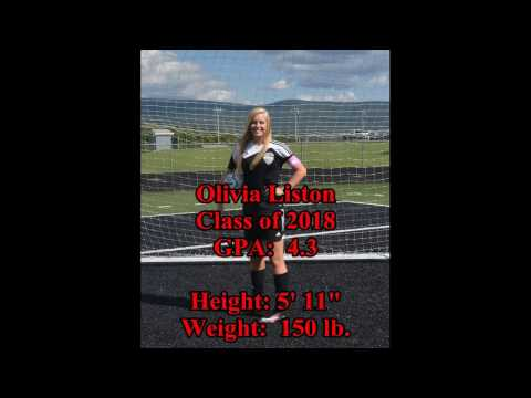 Olivia Liston Soccer Recruiting Video Class of 2018