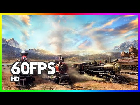 [HD/60FPS] Railroad Corporation | Gameplay Trailer |