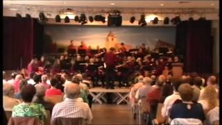 """""""Blue Ridge Saga"""" Flötenorchester Rhythm & Flutes Saar"""