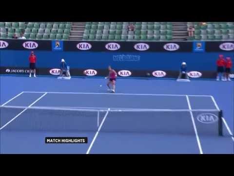 Australian Open Qualifying Day 3 - Konjuh v Johansson Highlights