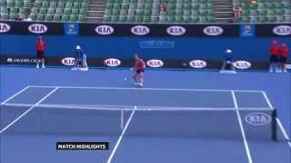 Australian Open: Australian Open Qualifying Day 3 - Konjuh v Johansson Highlights