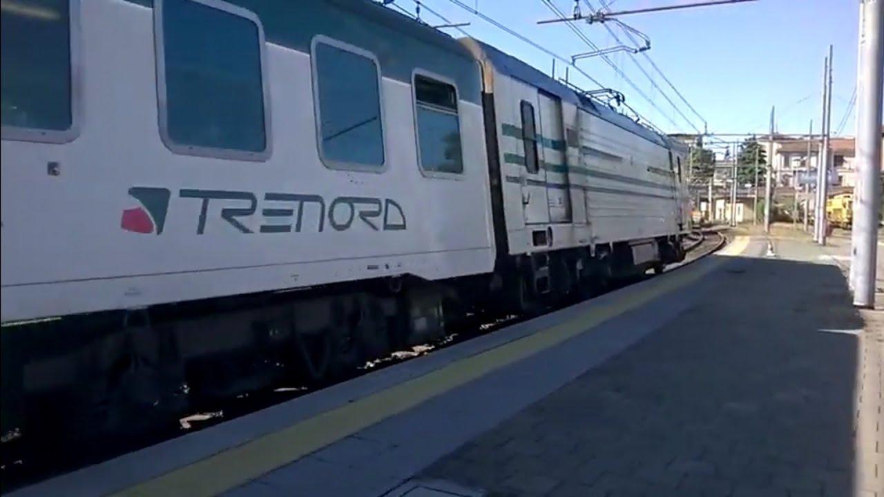 Treni a monza e464 241 vivalto 8 piano ribassato trenord - Trenord porta garibaldi ...