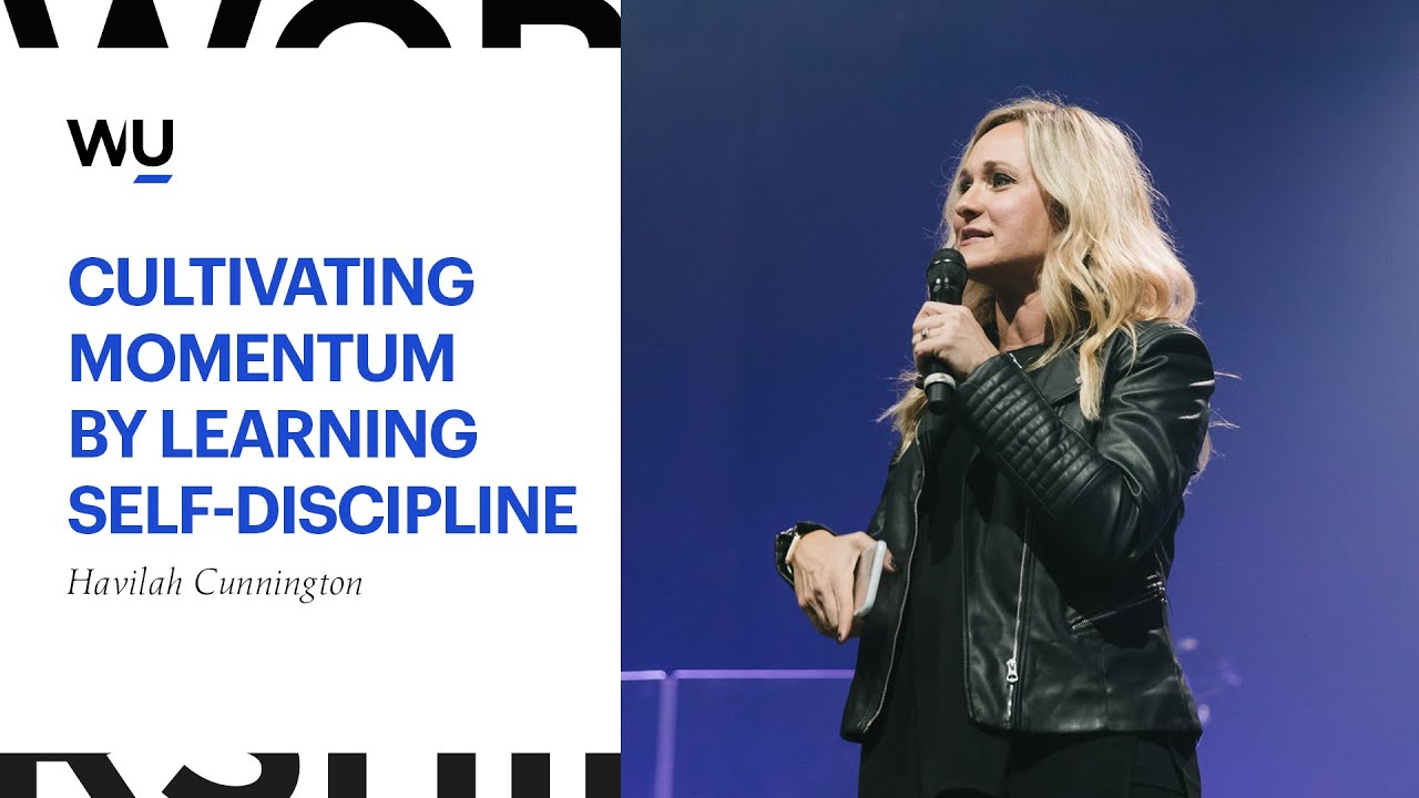 Download Havilah Cunnington - Cultivating Momentum By Learning Self-Discipline   Teaching Moment