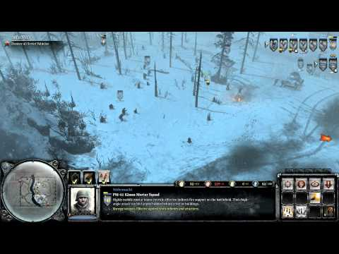 Case Blue Company Of Heroes 2 : Company of heroes case blue trailer youtube