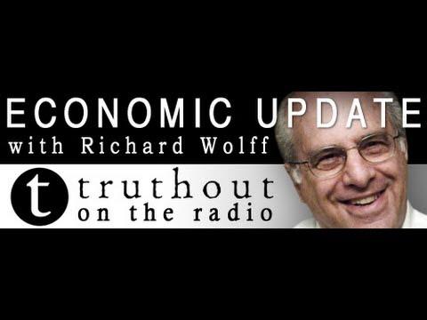 Economic Update - Contending Economic Theories - Prof. Richard D. Wolff on WBAI - Jan 14, 2013