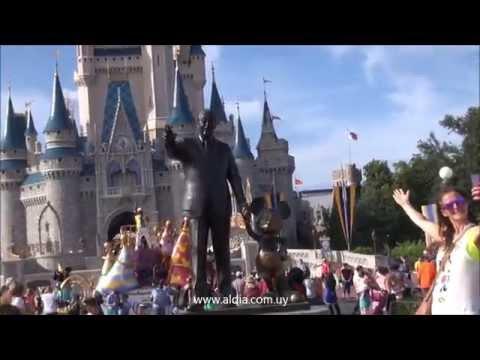 Walt Disney World realmente un mundo mágico