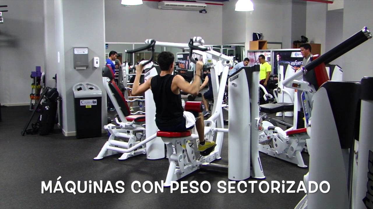 country spa gimnasio torres metr polis youtube