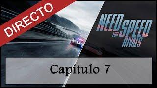 Capítulo 7 (Policía) - Ascenso - NFS Rivals