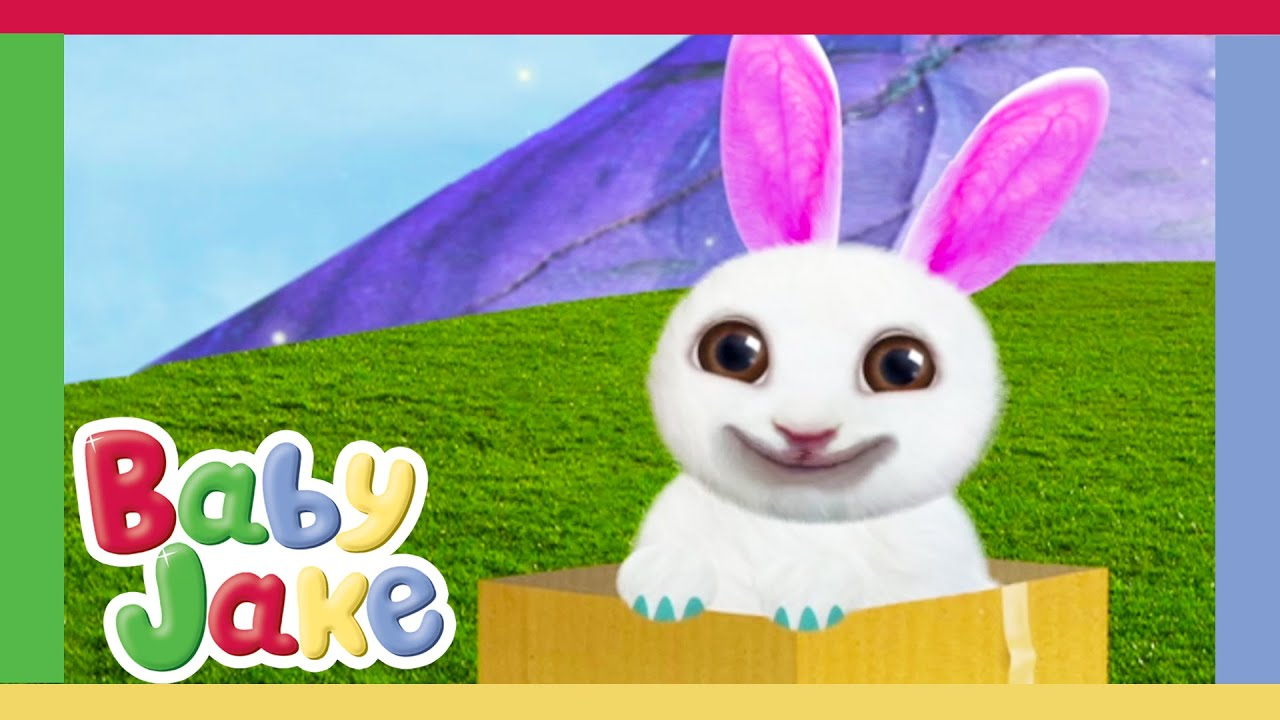 Baby Jakes - Nibbles The Rabbit Special (Brand New) - YouTube