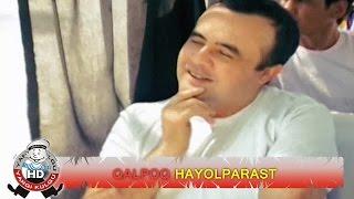 Qalpoq - Hayolparast | Калпок - Хаёлпараст (hajviy ko'rsatuv)
